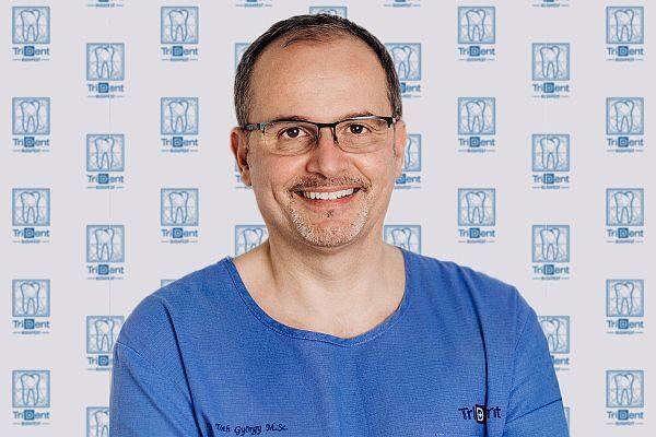 Dr. Giorgio Tóth M.Sc., MOM